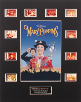 """Mary Poppins"" Limited Edition Original Film/Movie Cell Display"