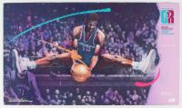 Oscar Robertson Signed LE Royals 14.75x25 Poster Print on Matte Board (JSA COA)
