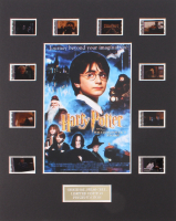 """""""Harry Potter and the Philosopher's Stone"""" Limited Edition Original Film/Movie Cell Display"""