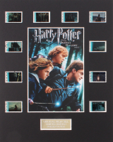 """""""Harry Potter and the Deathly Hallows – Part 1"""" Limited Edition Original Film/Movie Cell Display"""