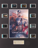 """Captain America: The First Avenger"" Limited Edition Original Film/Movie Cell Display at PristineAuction.com"