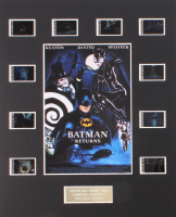 """Batman Returns"" Limited Edition Original Film/Movie Cell Display"