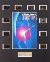 """Star Trek Generations"" Limited Edition Original Film/Movie Cell Display"