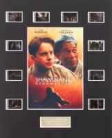 """The Shawshank Redemption"" Limited Edition Original Film/Movie Cell Display"