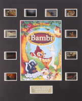 """Bambi"" Limited Edition Original Film/Movie Cell Display"