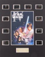 """""""Star Wars: Episode IV – A New Hope"""" Limited Edition Original Film/Movie Cell Display"""