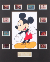 """Mickey Mouse"" Limited Edition Original Film/Movie Cell Display"