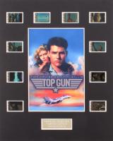 """Top Gun"" Limited Edition Original Film/Movie Cell Display"