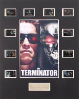 """The Terminator"" Limited Edition Original Film/Movie Cell Display"