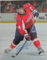 John Carlson Signed Capitals 16x20 Photo (JSA COA)