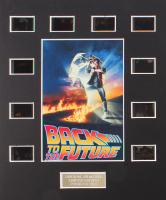 """Back to the Future"" Limited Edition Original Film/Movie Cell Display"