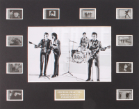 """""""A Hard Day's Night"""" Limited Edition Original Film/Movie Cell Display"""