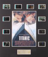 """Titanic"" Limited Edition Original Film/Movie Cell Display"