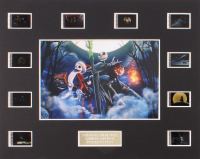 """""""The Nightmare Before Christmas"""" Limited Edition Original Film/Movie Cell Display"""