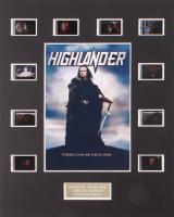 """Highlander"" Limited Edition Original Film/Movie Cell Display"