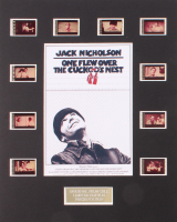 """""""One Flew Over the Cuckoo's Nest"""" Limited Edition Original Film/Movie Cell Display"""