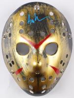 "Ari Lehman Signed Jason ""Friday the 13th"" Hockey Mask (JSA COA) at PristineAuction.com"