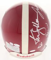 Bart Starr, Joe Namath, Ken Stabler Signed Alabama Crimson Tide Full-Size Authentic On-Field Helmet (JSA LOA) at PristineAuction.com