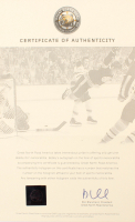 "Bobby Orr Signed Bruins ""The Game"" 25.5x31.5 Custom Framed Photo Display (Great North Road COA) at PristineAuction.com"