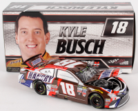 Kyle Busch Signed NASCAR #18 2017 Snickers Camry - 1:24 Premium Action Diecast Car (PA COA)