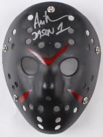 "Ari Lehman Signed Jason ""Friday the 13th"" Hockey Mask Inscribed ""Jason 1"" (JSA COA) at PristineAuction.com"