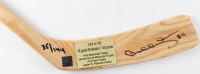 Bobby Orr Bruins Signed Limited Edition 1974-75 Commemorative Victoriaville Game Model Hockey Stick  #/144 (Orr COA) at PristineAuction.com