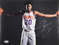 Josh Jackson Signed Suns 11x14 Photo (PSA COA)