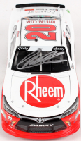 Christopher Bell Signed NASCAR #20 2018 Rheem Camry - 1:24 Premium Action Diecast Car (PA COA) at PristineAuction.com