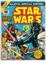 """1977 """"Star Wars"""" Issue #2 Marvel Comic Book"""
