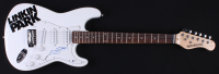 "Chester Bennington Signed ""Linkin Park"" Full-Size Huntington Electric Guitar (Beckett COA) at PristineAuction.com"