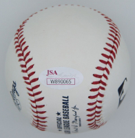 Aaron Judge Signed OML Baseball (JSA COA) at PristineAuction.com