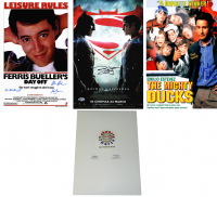 Hollywood Classic Movies Signed 11x17 Movie Posters Mystery Box - Series 3 (Limited to 75) ** Full Size Movie Poster Redemption**
