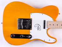 Eric Clapton Signed Full-Size Fender Electric Guitar (Beckett LOA)