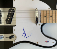 Tim McGraw Signed Full-Size Huntington Electric Guitar (PSA COA) at PristineAuction.com