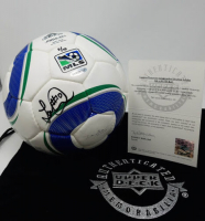 Landon Donovan Signed Adidas MLS Match Soccer Ball (UDA COA)