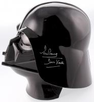 """David Prowse Signed Star Wars """"Darth Vader"""" Full-Size Helmet Inscribed """"Darth Vader"""" (Beckett COA)"""