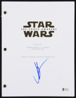 "J.J. Abrams Signed ""Star Wars: The Force Awakens"" Full Movie Script (Beckett COA) at PristineAuction.com"
