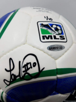 Landon Donovan Signed Adidas MLS Match Soccer Ball (UDA COA) at PristineAuction.com