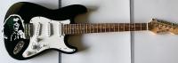 Steven Tyler Signed Full-Size Stratocaster Electric Guitar (PSA COA)