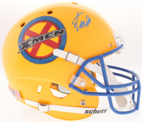 "Stan Lee Signed Custom ""X-Men"" Full-Size Helmet (Radtke COA & Lee Hologram) at PristineAuction.com"