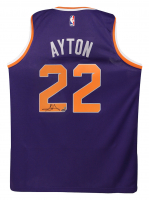 Deandre Ayton Signed Suns Nike Jersey (Game Day Legends COA & Steiner COA) at PristineAuction.com