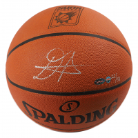 Deandre Ayton Signed LE Suns Logo Official NBA Game Ball (Game Day Legends COA & Steiner COA) at PristineAuction.com