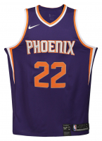 """Deandre Ayton Signed LE Suns Jersey Inscribed """"2018 NBA #1 Pick"""" (Game Day Legends COA & Steiner COA) at PristineAuction.com"""