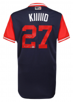 "Mike Trout Signed LE Angels Players Weekend ""Kiiiiid"" Jersey Inscribed ""Kiiiiid"" (Steiner COA & MLB Hologram)"