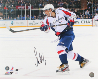 Alexander Ovechkin Signed Capitals 16x20 Photo (PSA COA & Fanatics Hologram) at PristineAuction.com