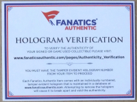 "Carson Wentz Signed Eagles Full-Size Matte Black Speed Helmet Inscribed ""AO1"" (Fanatics Hologram) at PristineAuction.com"
