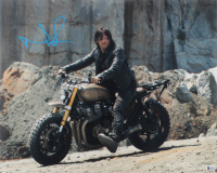 """Norman Reedus Signed """"The Walking Dead"""" 16x20 Photo (Beckett COA) at PristineAuction.com"""