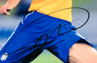 Kaka Signed Team Brazil 8x10 Photo (PSA COA) at PristineAuction.com