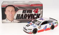 Kevin Harvick Signed NASCAR 2018 #4 Mobil 1 Fusion - 1:24 Premium Action Diecast Car (PA COA)