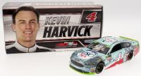 Kevin Harvick Signed NASCAR 2017 #4 Busch Beer NA Fusion - 1:24 Premium Action Diecast Car (PA COA)